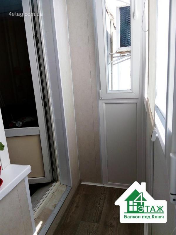 Обшивка балкона пластиком внутри - плюсы и минусы.